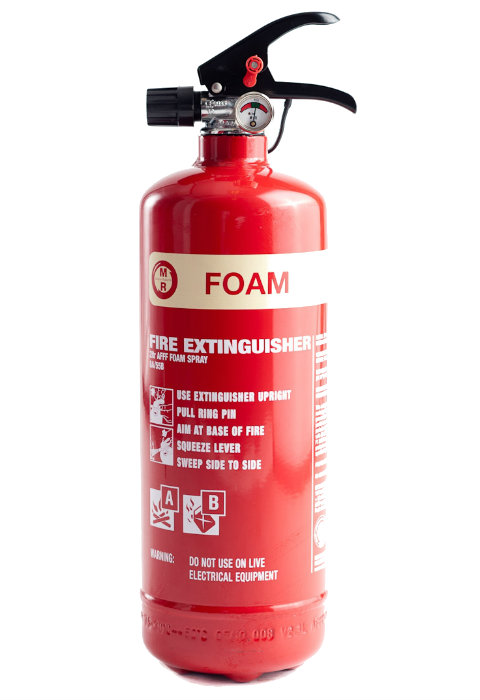 Foam Extinguisher MF 20 RFC Fire And Security Systems Development Site