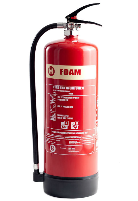 Foam Extinguisher MF 90 RFC Fire And Security Systems Development Site