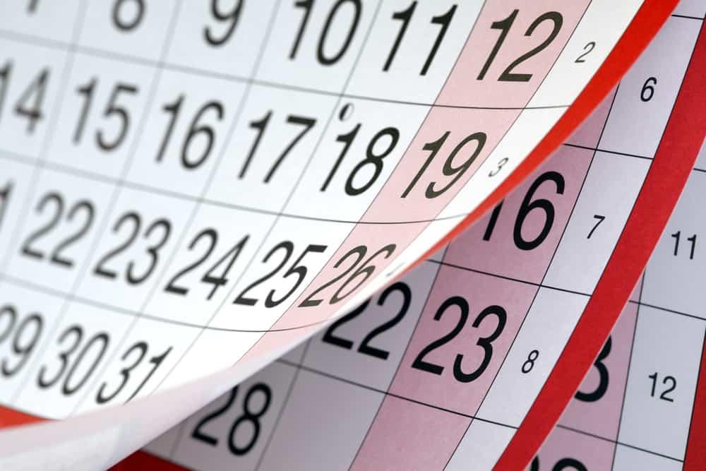 calendar RFC Fire And Security Systems Development Site
