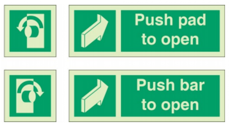 fire door opening instructions 768x415 1 RFC Fire And Security Systems Development Site