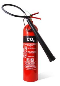 fire extinguisher colours CO2 fire extinguisher 209x300 1 RFC Fire And Security Systems Development Site