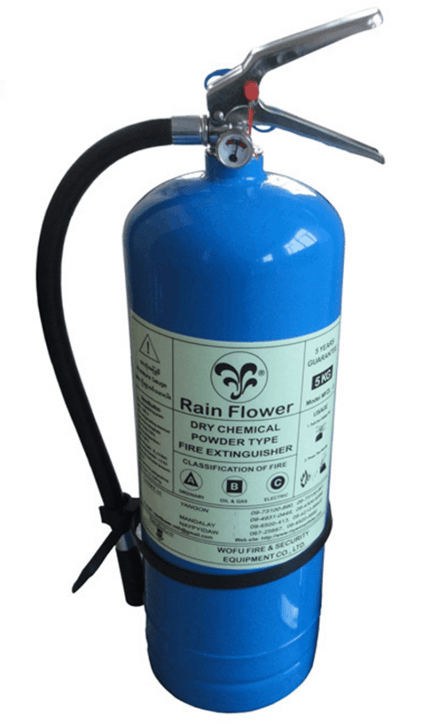 fire extinguisher colours example of pre 1997 extinguisher colour blue body powder extinguisher.jpg 631x1024 1 RFC Fire And Security Systems Development Site