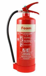fire extinguisher colours foam fire extinguisher 181x300 1 RFC Fire And Security Systems Development Site