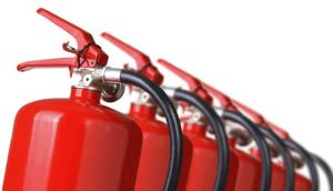 fire extinguishers 2 300x172 1 RFC Fire And Security Systems Development Site
